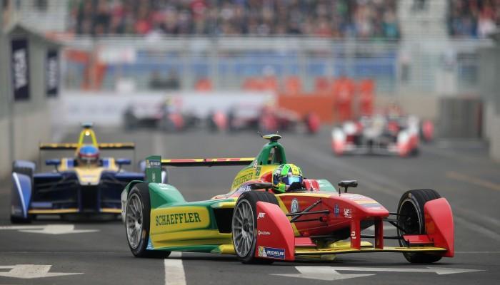 FIA Formula E, Peking